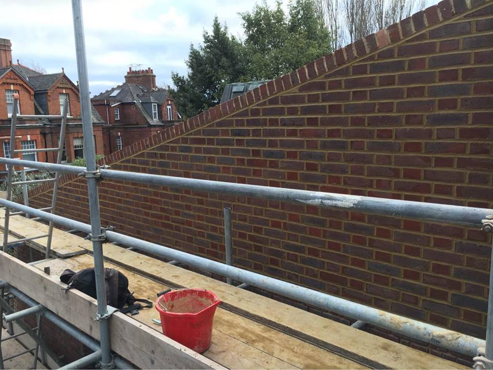 Repointing London