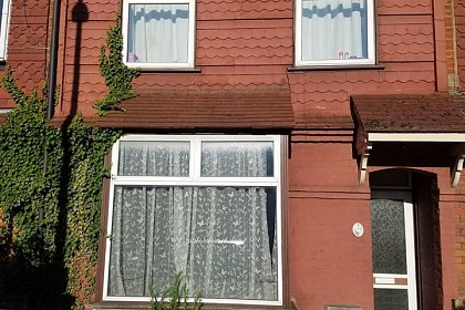 Paint Removal London Before